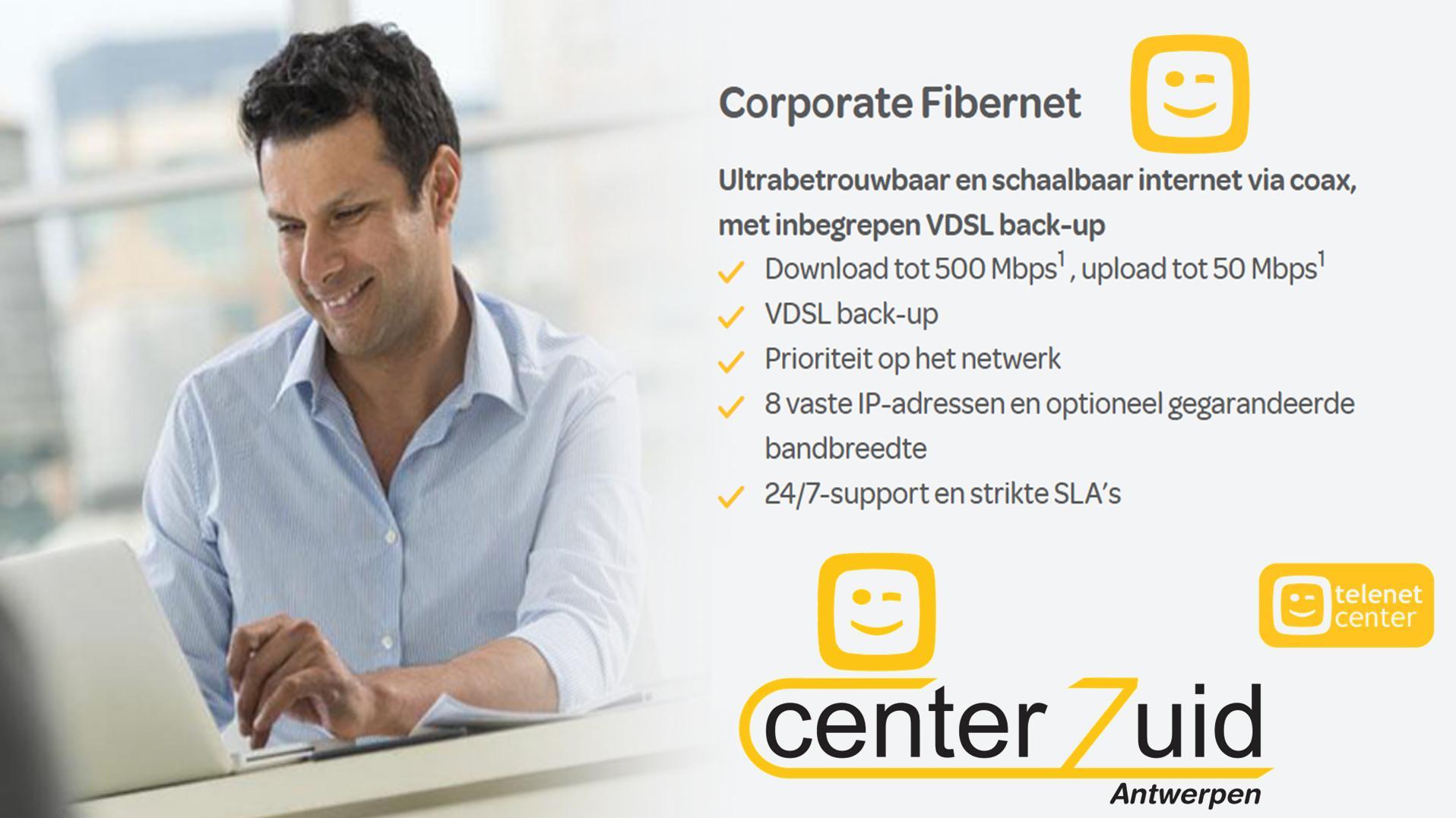 corporate - fibernet