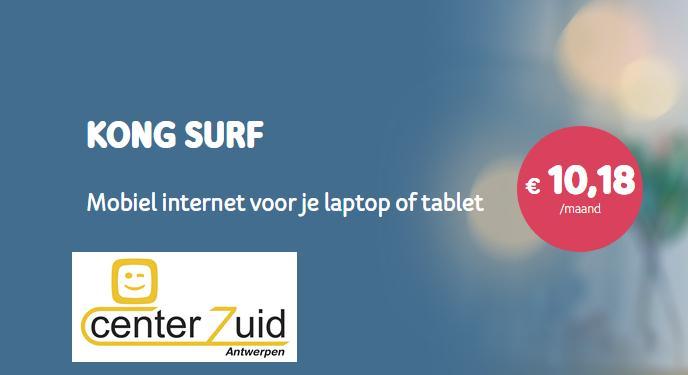 kong - surf