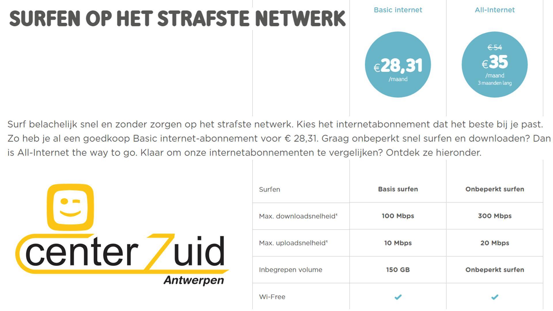 strafste - netwerk - telenet
