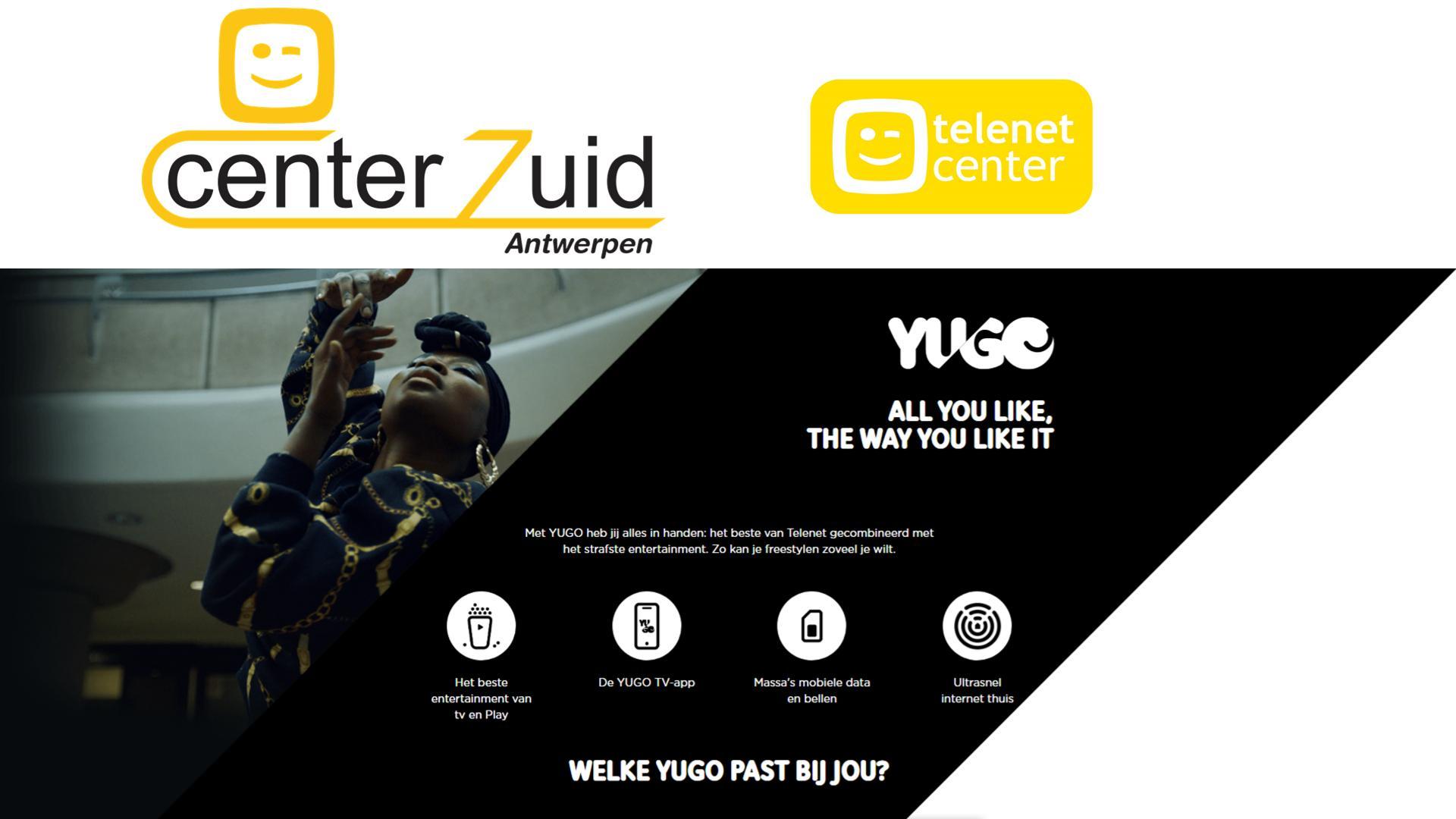yugo - center - zuid